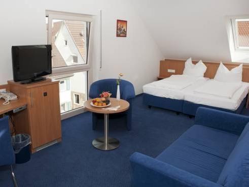 Hotel And Restaurant Goldener Pflug Ludwigsburg Germany