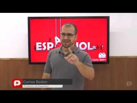 Espanhol - Tipologia textual e Gênero textual II - Professor Carlos Belém - YouTube