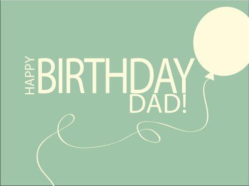 Top 60 happy birthday dad quotes