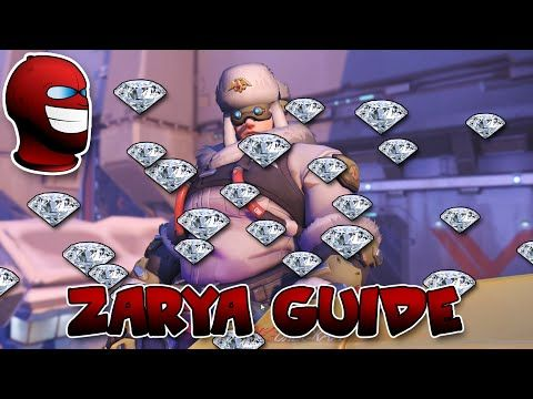 Top 2% Zarya Player Gives Zarya Guide - http://freetoplaymmorpgs.com/overwatch-online/top-2-zarya-player-gives-zarya-guide