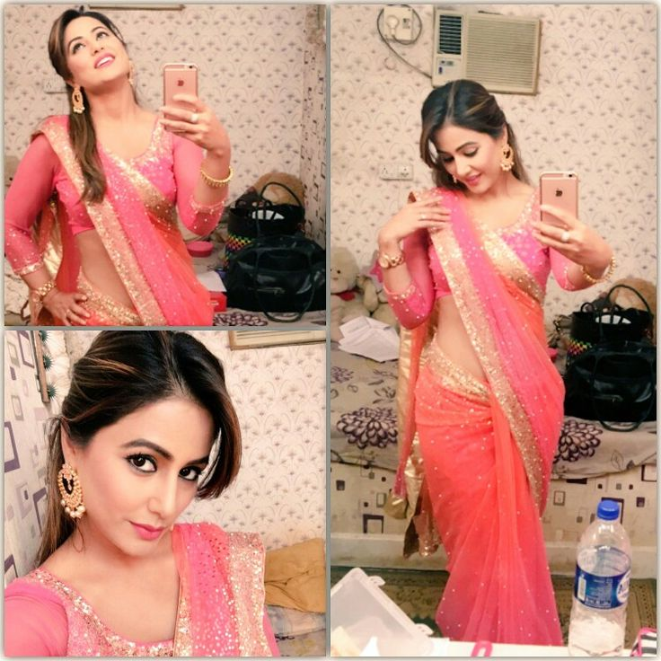Nothng makes a woman luk more beautiful like a saree does ❤️