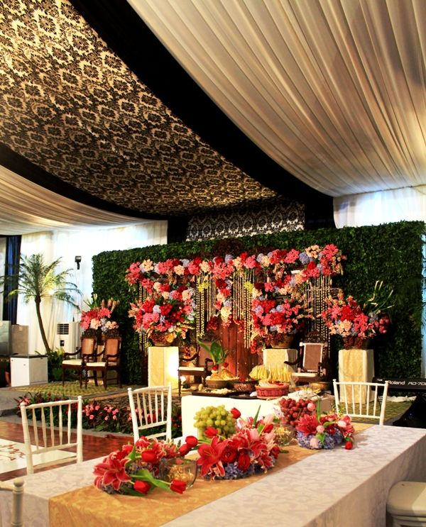 Java Temptation by MawarPrada Wedding Decoration