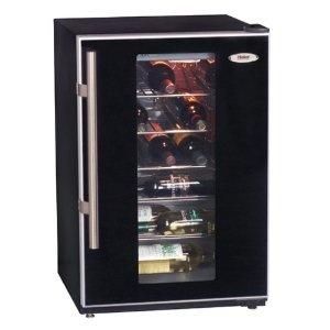 Haier HVDO24E Designer 24-Bottle Capacity Wine Cellar (Kitchen)