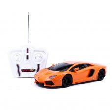 R/C Cars: WebRC - 1:24 Lamborgini Aventador Orange
