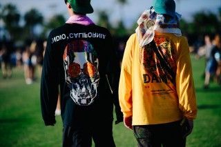 Here's What Party Kids Are Wearing at Coachella 2017