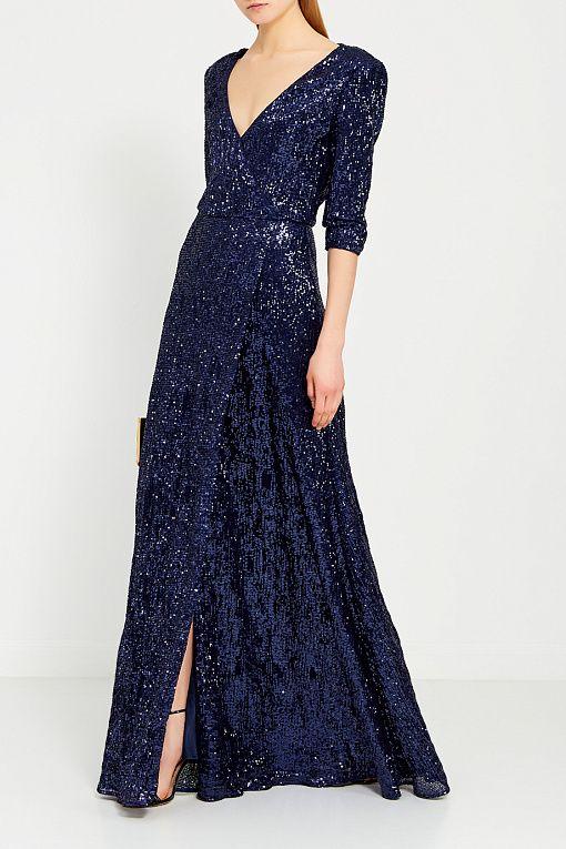 9c7f5eb09a9 Шелковое платье с пайетками от фирменного интернет-магазина Мила Марсель    sequin dress by Mila Marsel boutique