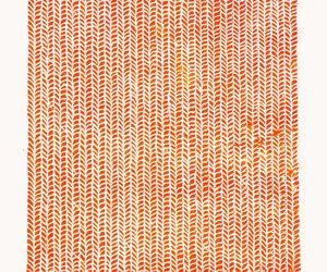 Stockinette Orange