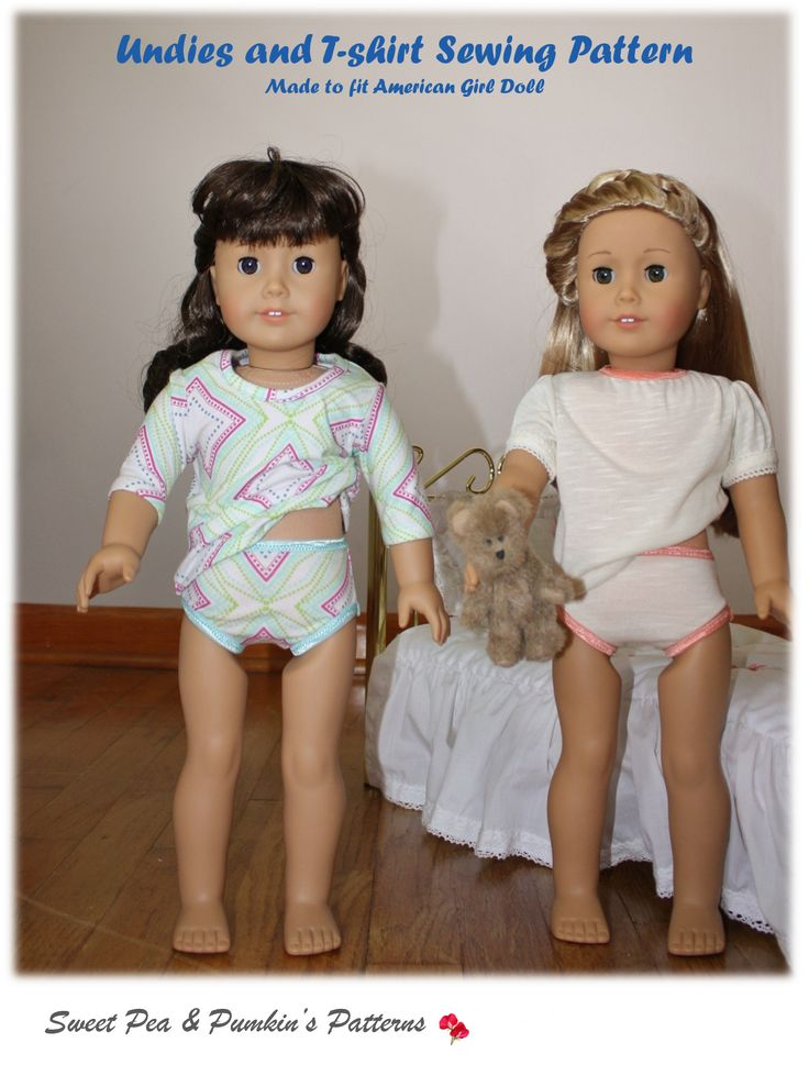 163 Best Free Sewing Patterns For American Girl Dolls Images On