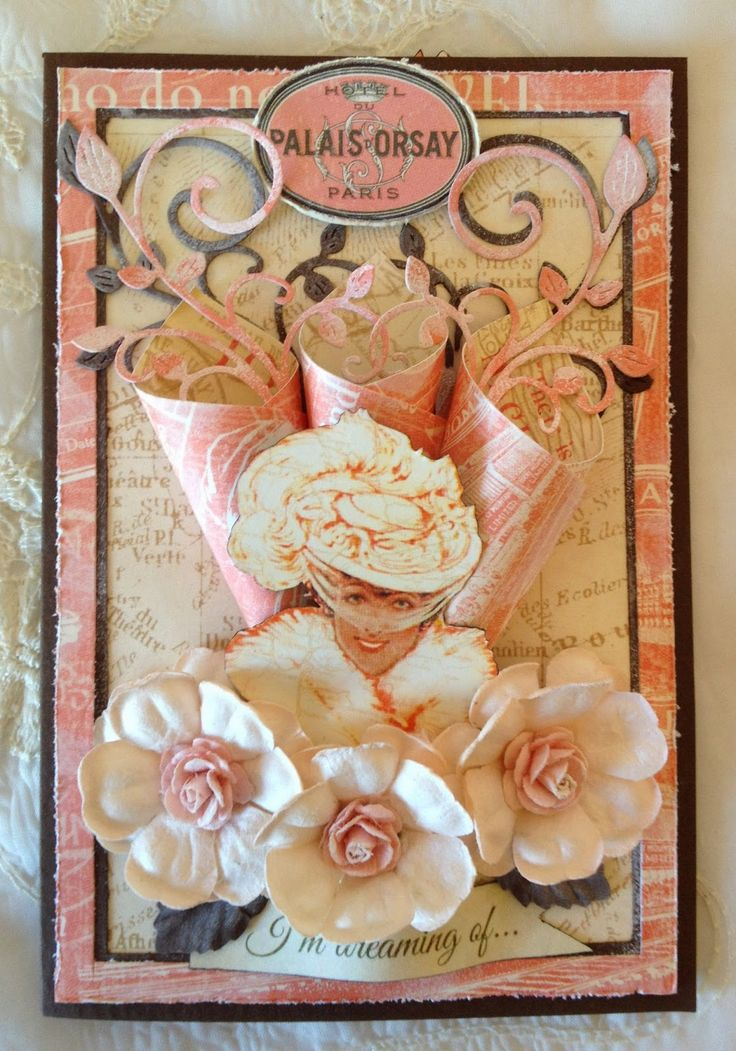 Annes Papercreations Graphic 45 Come Away With Me Cards