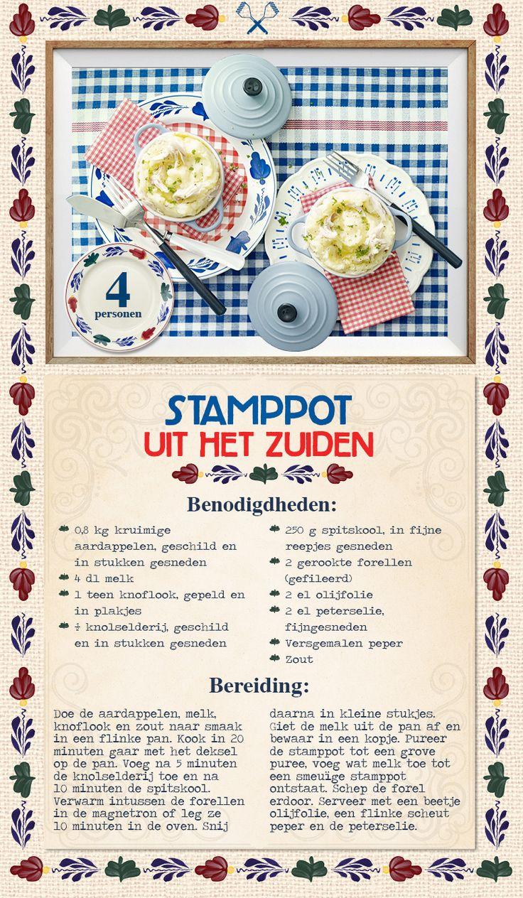 Stamppot uit het zuiden - Lidl Nederland