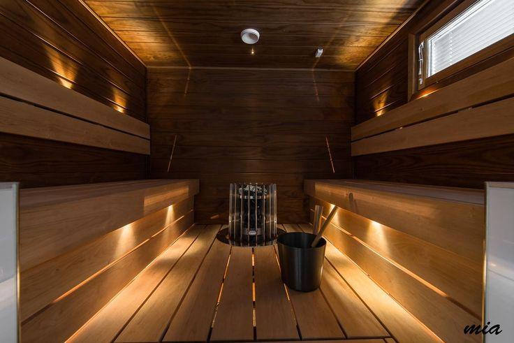 Moderni sauna 9544265