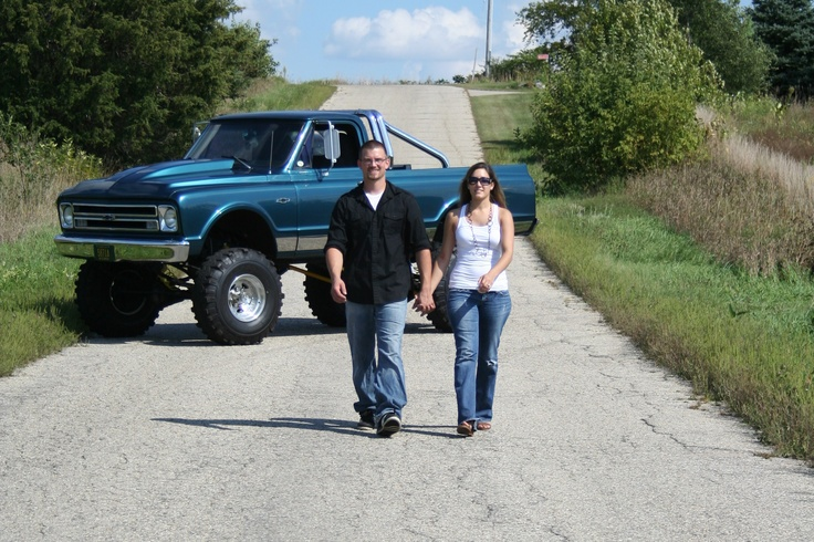 Truck Engagement picture would live to do with the '86