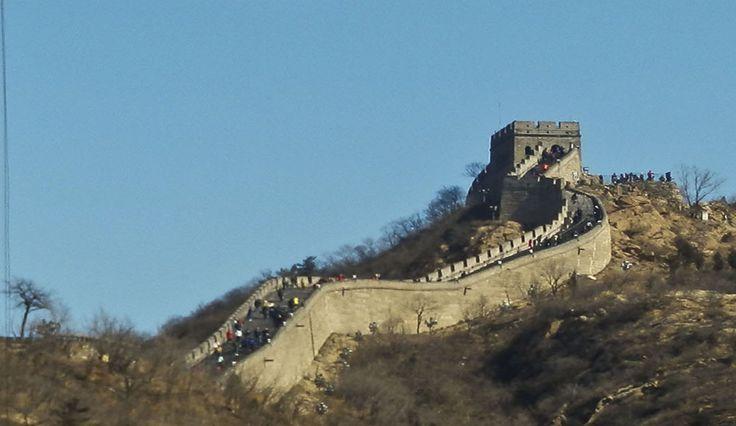 Great Wall of China - BaDaLing Section