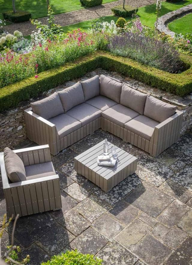 Outdoor Sectional Furniture 13