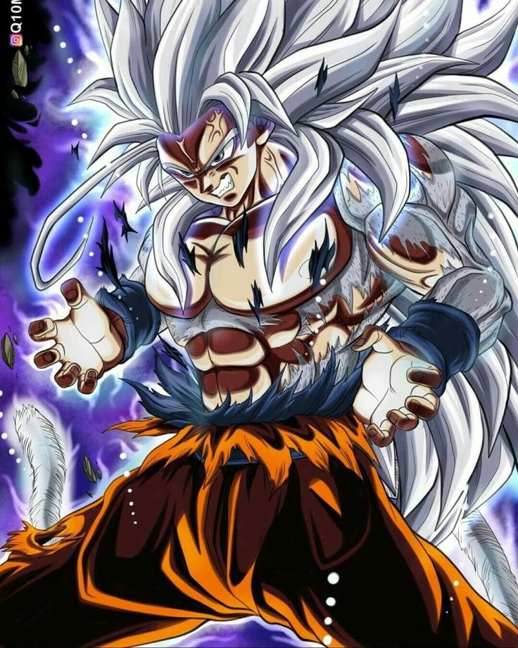 2082 best son goku dbz super images on pinterest anime - Goku super sayan 5 ...
