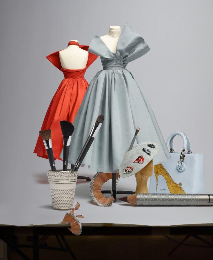 Le Petit Théâtre Dior   Dior et les artistes
