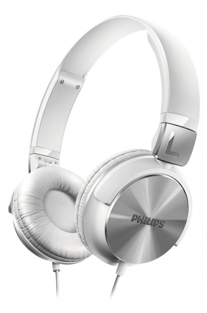 Słuchawki Słuchawki  - Philips - Słuchawki SHL3160WT/00