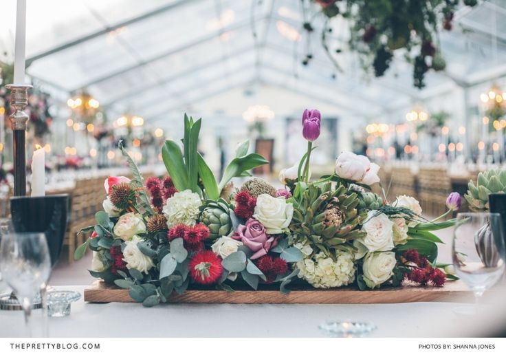 Organic Opulence: Toni & Mark's Wedding | Real weddings | The Pretty Blog