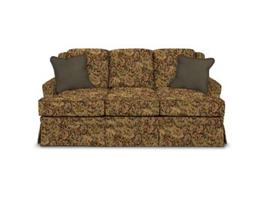 Shop For England Beth Traditional Skirted Sofa, 1270170, And Other Living  Room Sofas At