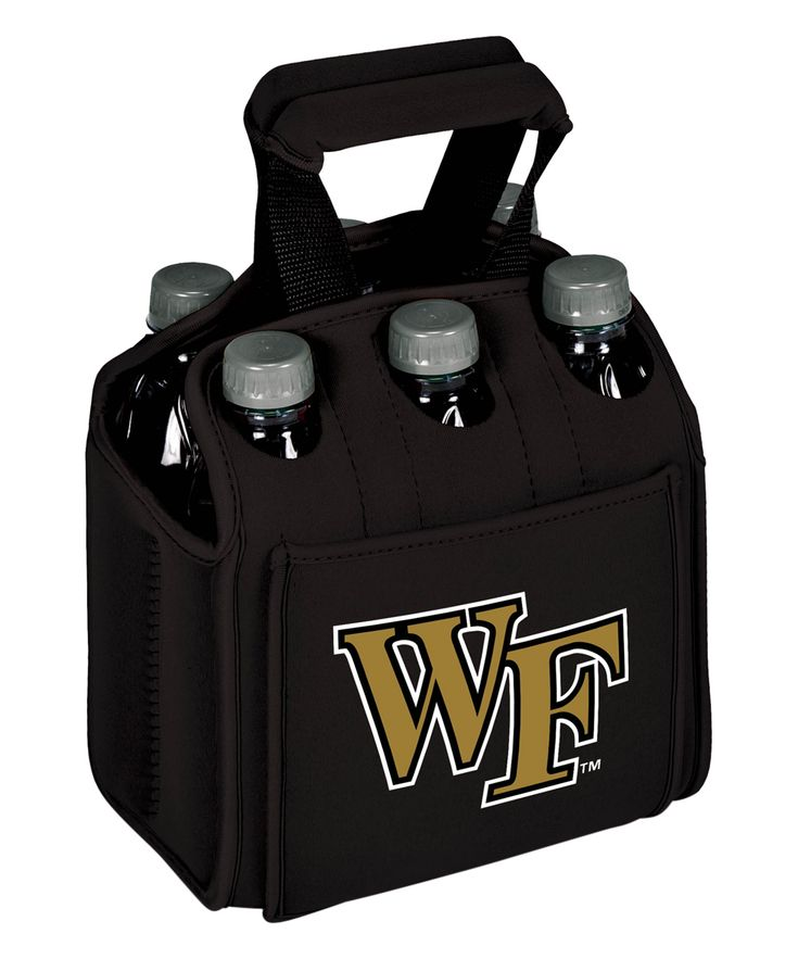 Wake Forest Demon Deacons Six-Pack Beverage Buddy