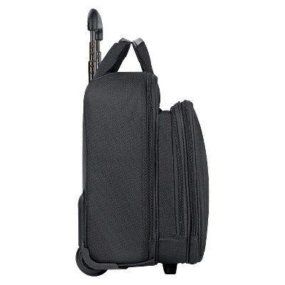 Solo Rolling Laptop Case - Black, Men's