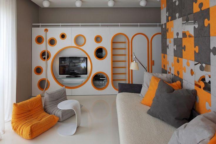 Riviera Apartment by Geometrix Design   HomeDSGN