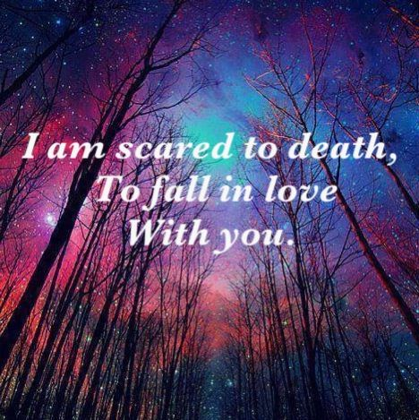 Falling in love with you images | Am Scared To Death To Fall In Love With You Pictures, Photos, and ...