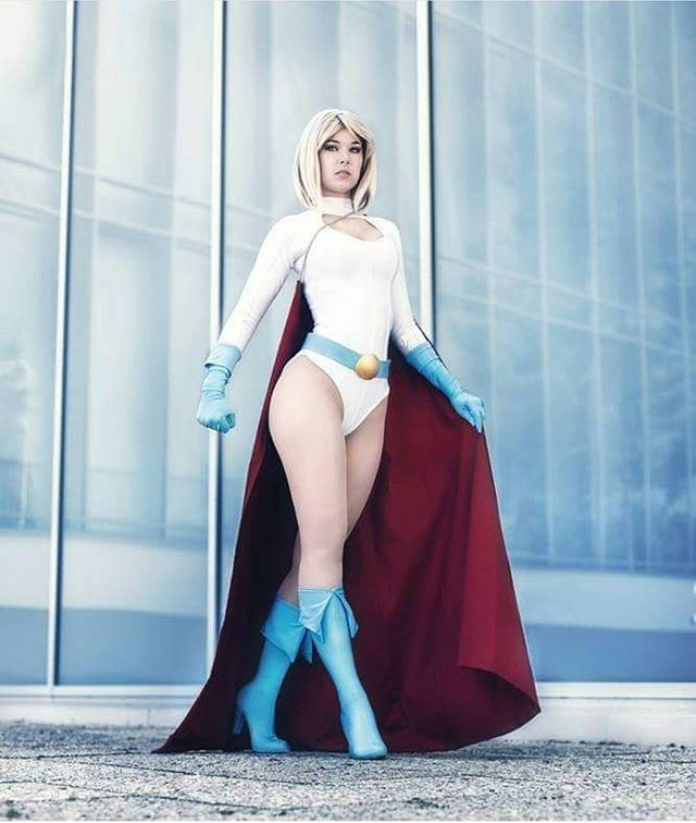 @robincyn as #Powergirl ❤ Pic by Foto Czarny   #cosplay #amazing #talent #cosplayer #cosplaylife #DC #DCComics #DCU #DCUniverse #comics #comicbooks #cool #awesome #FollowHer