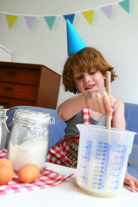 Kookfeest als kinderpartijtje | Kiind Magazine