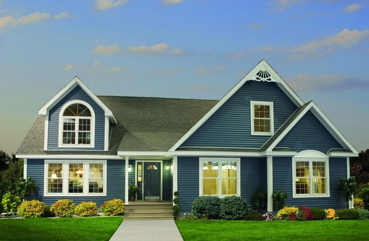 Exterior modular homes by manorwood homes an affiliate for New ranch style homes in maryland