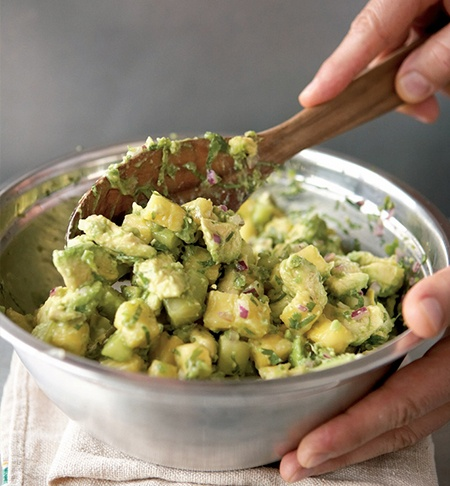 Pineapple & Cucumber Guacamole | Recipe | The amazing, Guacamole and ...