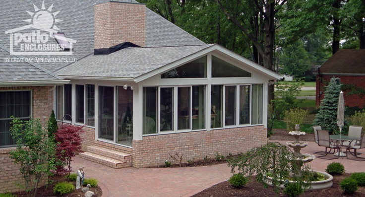 Best 25 patio enclosures ideas on pinterest patio for Room addition kits