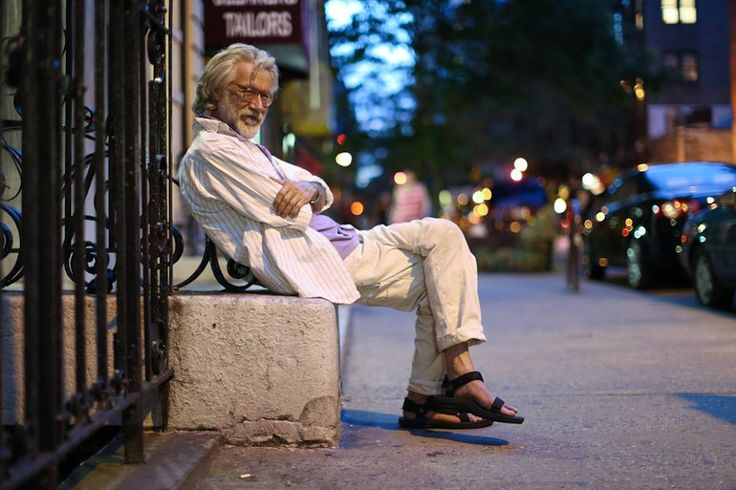 """I'm a philosophy professor."" ""If you could give one piece of advice to a large group of people, what would it be?"" ""Never make an exception of yourself."" 