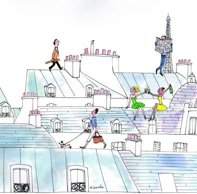 Séjour à Paris : Programme |