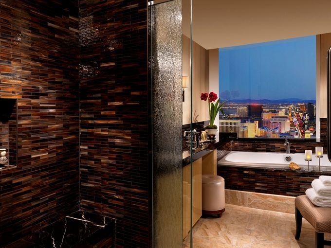 7 trump hotel penthouse - best bathrooms in las vegas