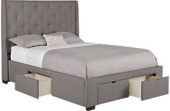 Queen Storage Bed Options: Queen Beds with Storage…