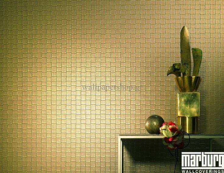 Wallpapers :: Modern :: Ulf Moritz Charisma Gold No 1652 - WallpaperShop