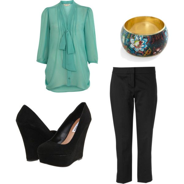 Blue Group Outfit