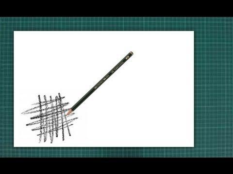 "Nuevo CURSO de dibujo a lápiz Cap. 1 ""Uso adecuado del lápiz, tipos de lápiz, calidades de líneas, - YouTube"