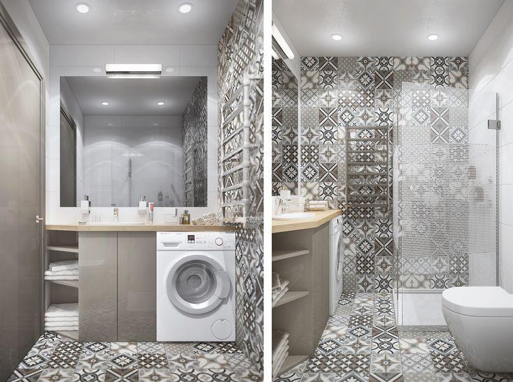 """Однокімнатна квартира в житловому масиві """"Пасічний"""" - Cтудія HG interior design"""