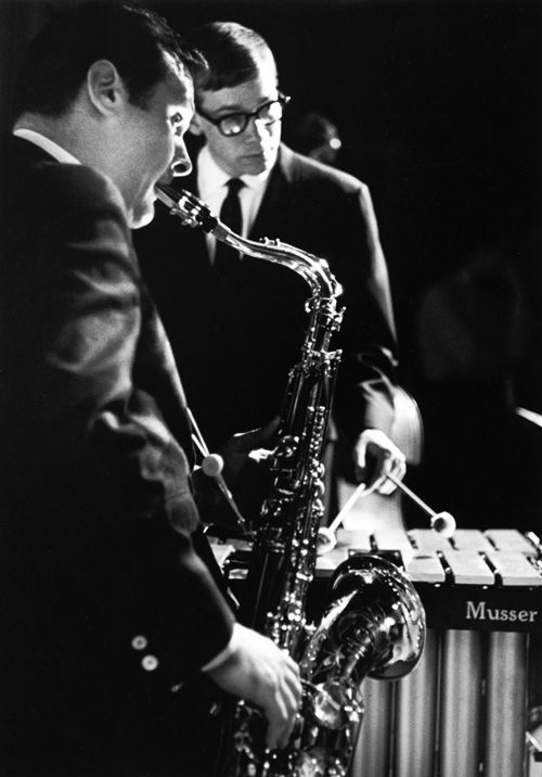 Stan Getz and Gary Burton
