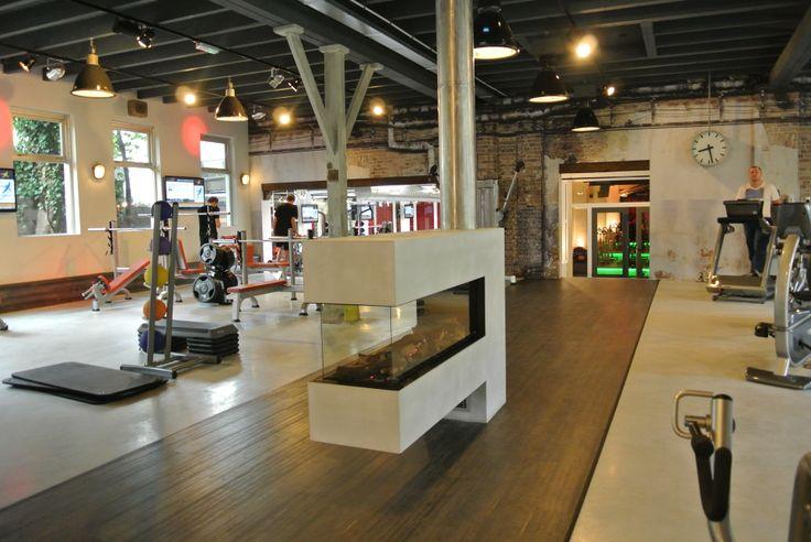 Wellness & Healthclub Newstyle Oudwijkerdwarsstraat ontworpen en ingericht door Kortekaas Interieurs.