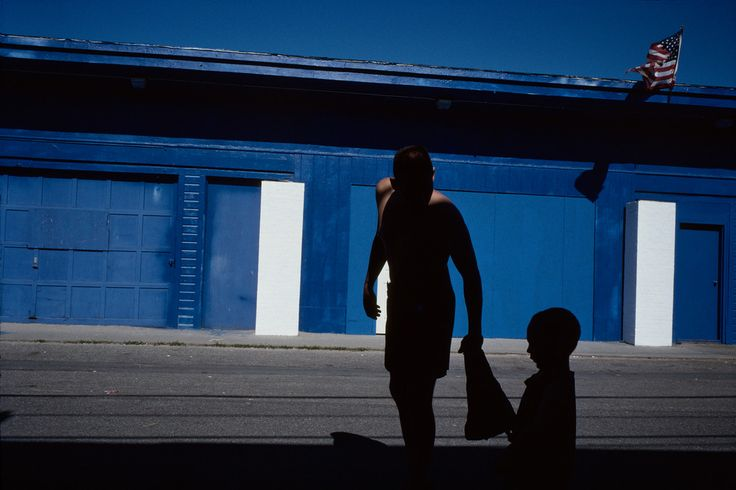by Constantine Manos / Salisbury Beach, Florida, USA 1997