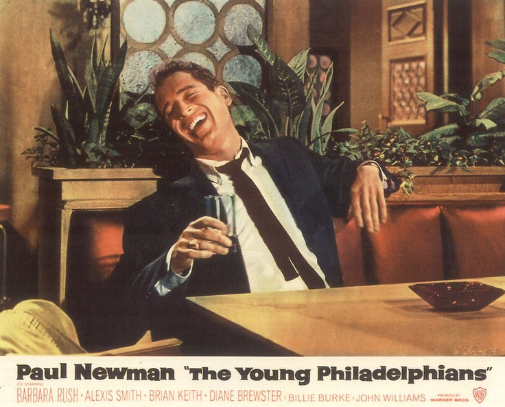 Paul Newman in The Young Philadelphians (1959)