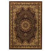 Found it at Temple & Webster - Nevada Brown Traditional Rug