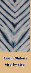 many shibori techniques shown step-by-step in photos; great resource -- use Google translate