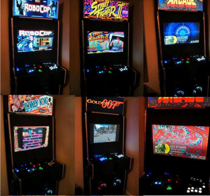 232 Best Images About Arcade Machine On Pinterest Donkey
