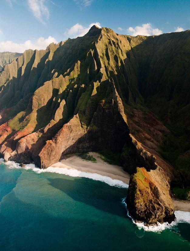 Les plus belles plages du monde - Honopu Beach, Kauai, Hawai
