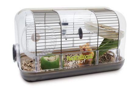 Living World Habitrail Retreat Hamster Cage Multi Colour