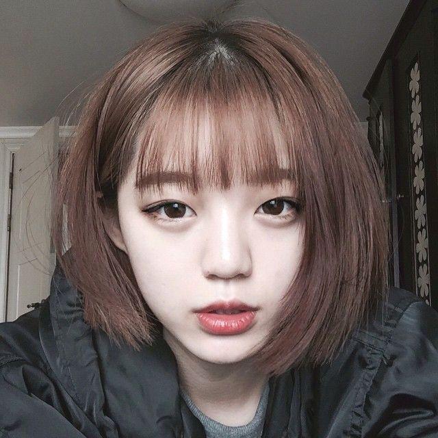 Best 25+ Korean Short Hair Ideas On Pinterest